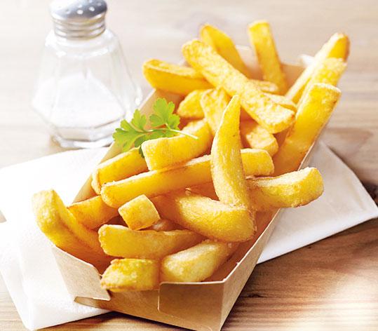 Pommes frites  coupe large