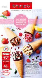 Catalogue magasin du 23 avril au 20 mai 2018