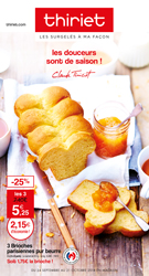 Catalogue magasin du 24 septembre au 21 octobre 2018