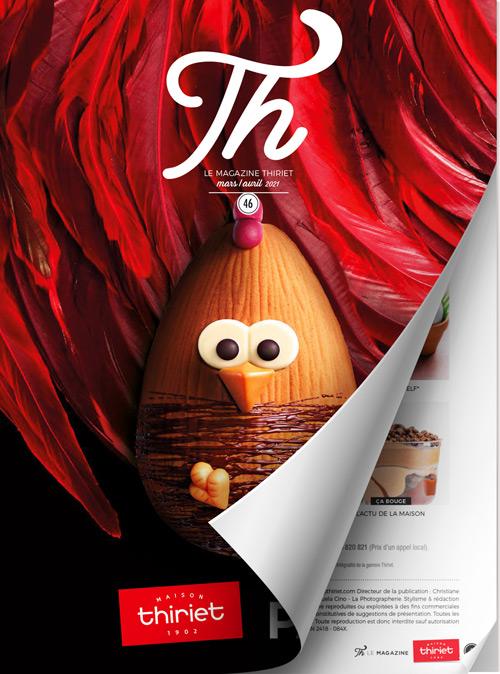 Votre magazine Th® n°46 - mars - avril 2021 - Joyeuses Pâques