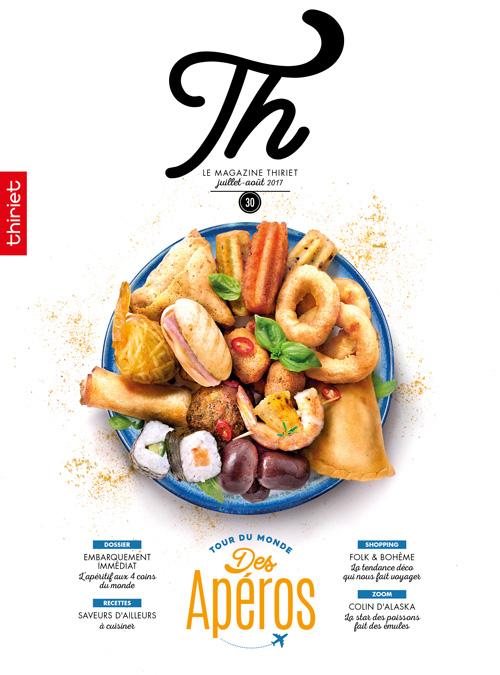 Th® n°30 - juillet-août 2017 - Apéritifs du monde