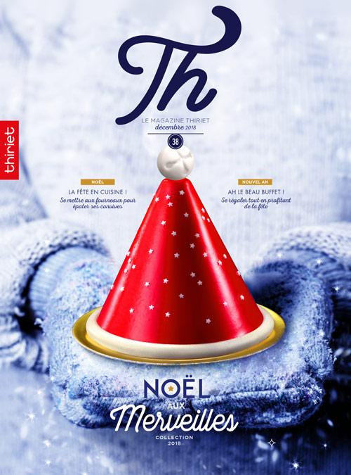Th 38 - Décembre 2018 - Noël aux merveilles - Collection 2018