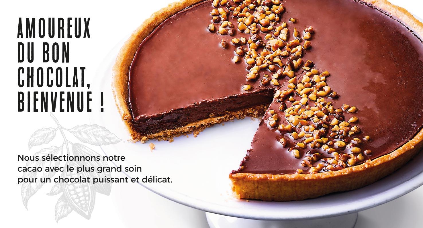 Amoureux du bon chocolat, bienvenue dans la Maison Thiriet !