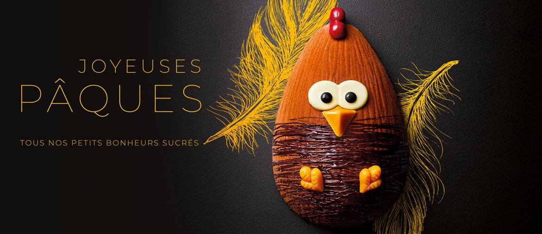 Pâques : tous les petits bonheurs sucrés de la Maison Thiriet