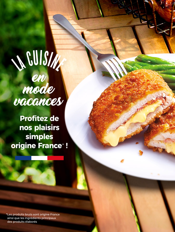 Profitez de plaisirs simples et origine France avec la Maison Thiriet !