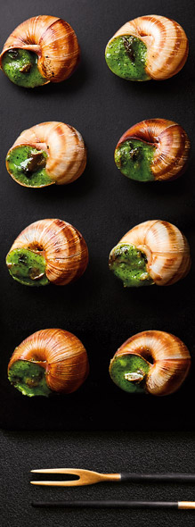 Entrées Traiteur - Escargots de Bourgogne Label Rouge calibre moyen