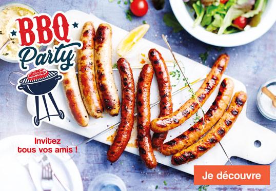 BBQ Party, invitez tous vos amis !