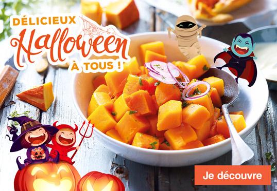 Délicieux Halloween à tous avec Thiriet !