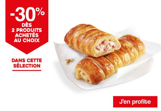 """""""-30% dès 2 produits Thiriet achetés au choix !"""