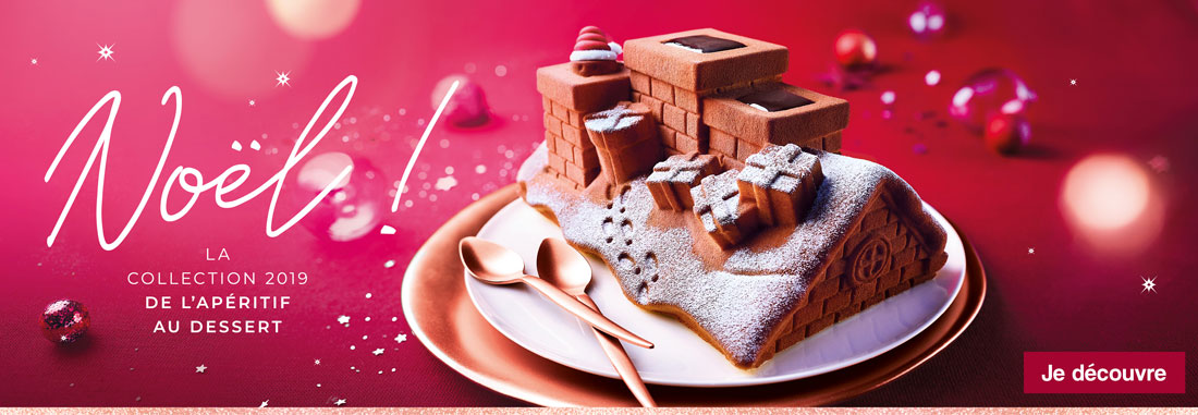 De l'apéritif au dessert : la collection Noël 2019 de Thiriet