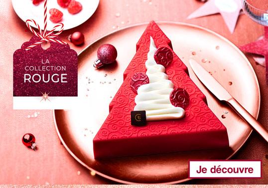 La collection rouge de Noël Thiriet