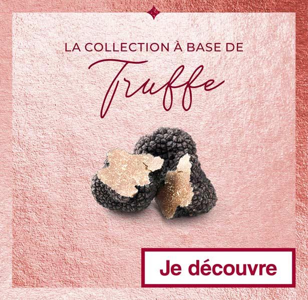 La collection à base de Truffes Thiriet pour Noël