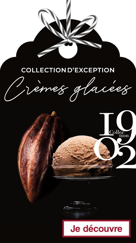 La collection 1902 des Crèmes glacées d'exception signées Thiriet