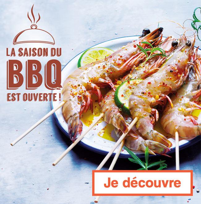 La saison du barbecue est ouverte avec Maison Thiriet !