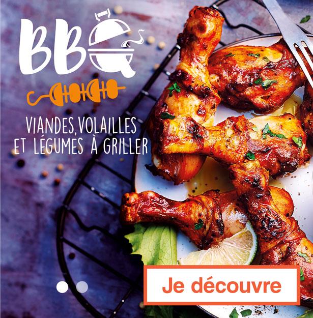 La sélection barbecue de la Maison Thiriet : viandes, volailles et légumes à griller