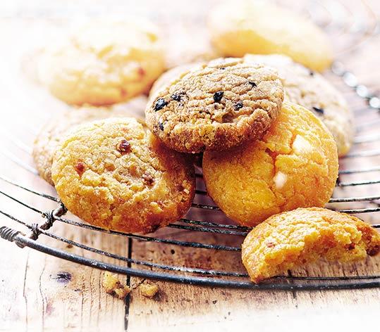 Mini cookies apéritifs