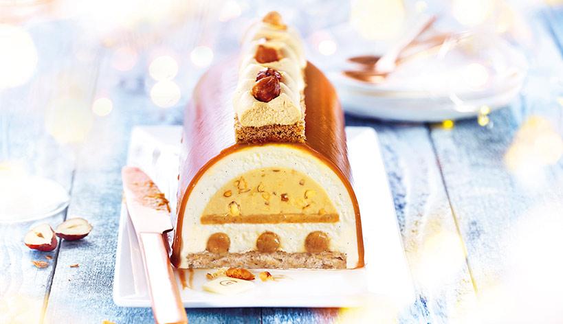 Douceur d hiver vanille-caramel