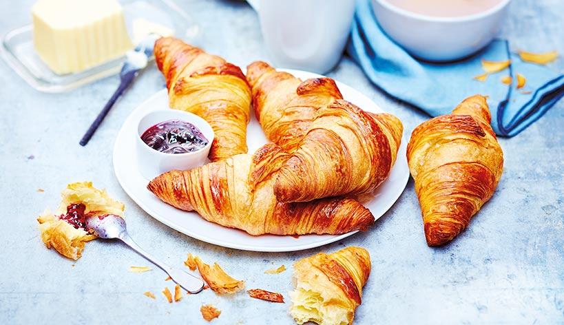 Croissants pur beurre de Bretagne