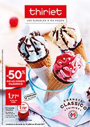 Catalogue livraison du 10 juillet au 06 août 2017