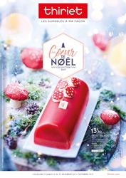 Catalogue du 25 novembre au 31 décembre 2017