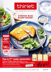 Catalogue du 01 janvier au 29 janvier 2019