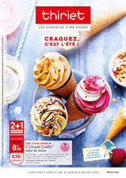 Catalogue Thiriet du 19 juin au 09 juillet 2019