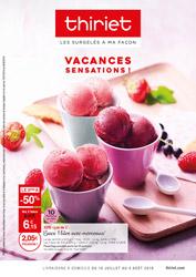 Catalogue Thiriet du 10 juillet au 04 août 2019