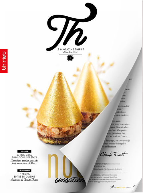 Th® n°1 - décembre 2014 - Noël sensations