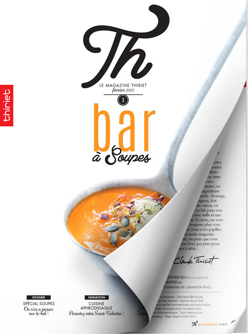 Th® n°3 - février 2015 - Bar à soupes