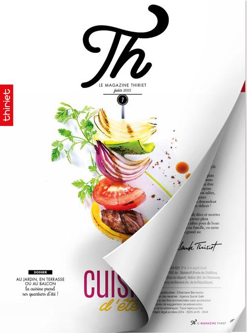Th® n°7 - juin 2015 - Cuisine d'été