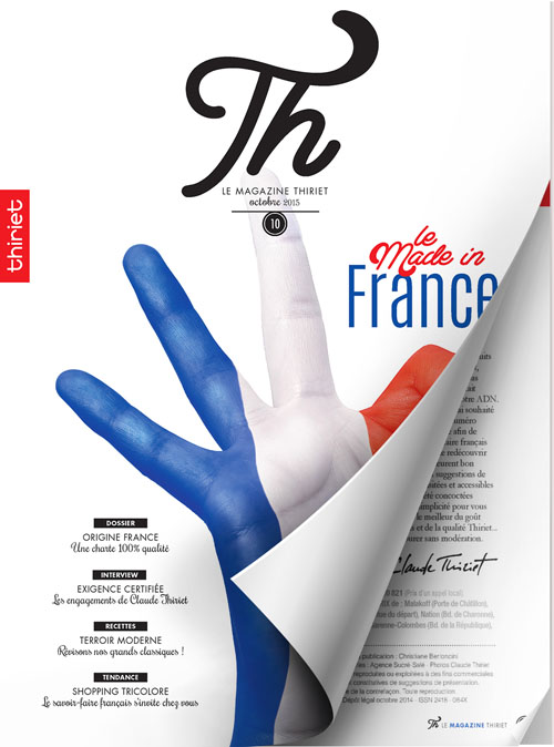Th® n°10 - octobre 2015 - Le made in France