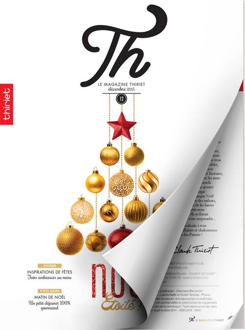 Th® n°12 - décembre 2015 - Noël Etoilé !