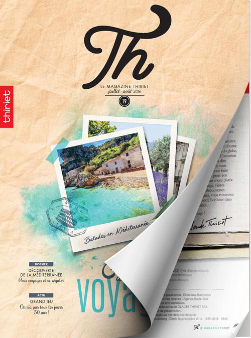 Th® n°19 - juillet-août 2016 - Carnet de voyage