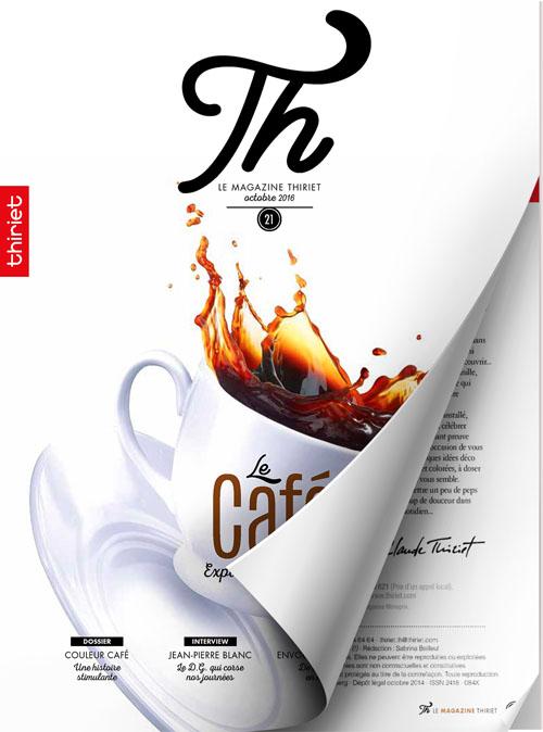 Th® n°21 - octobre 2016 - Le Café Explosion de saveurs