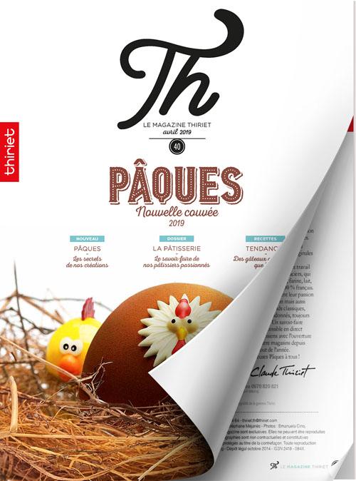 Th® n°40 - Avril 2019 - Pâques nouvelle couvée