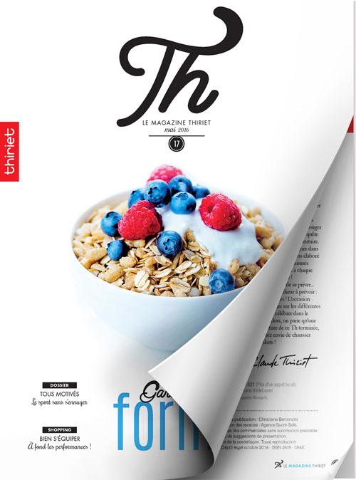 Th® n°17 - mai 2016 - Gardez la forme