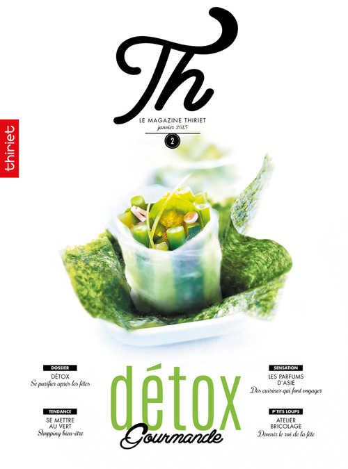 Th® n°2 - janvier 2015 - Détox gourmande