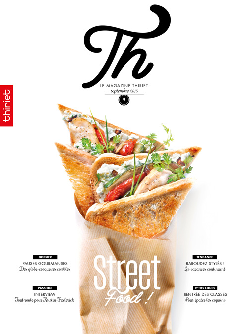 Th® n°9 - septembre 2015 - Street food !
