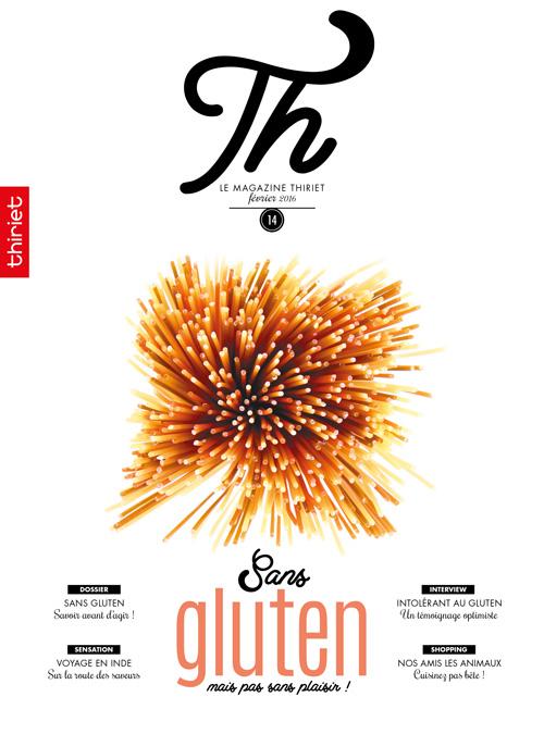 Th® n°14 - février 2016 - Sans gluten mais pas sans plaisir !