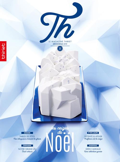 Th® n°23 - décembre 2016 - Les neiges de Noël