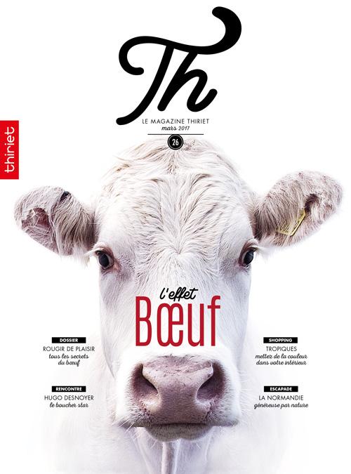 Th® n°26 - mars 2017 - L'effet Boeuf