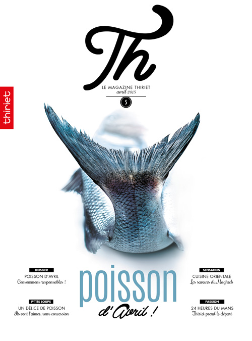 Th® n°5 - avril 2015 - Poisson d'Avril