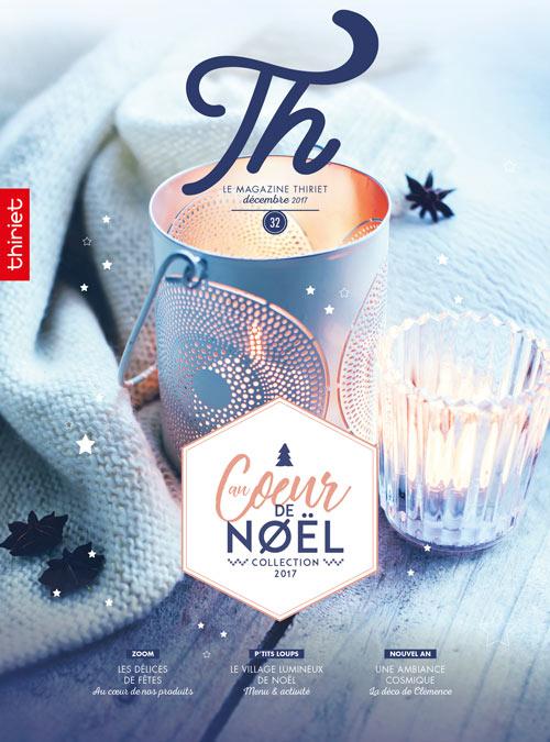 Th® n°32 - décembre 2017 - Au cœur de Noël