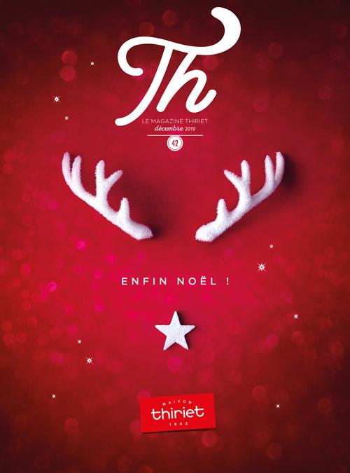 Th® n°42 - décembre 2019 - Enfin Noël !