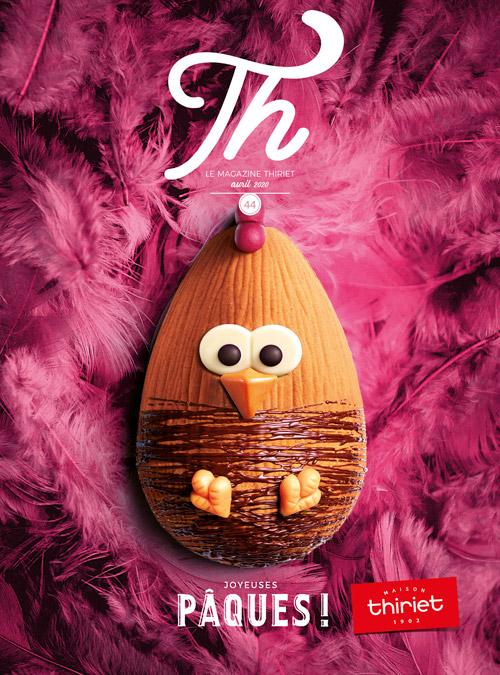 Th n°44 - avril 2020 - Joyeuses Pâques
