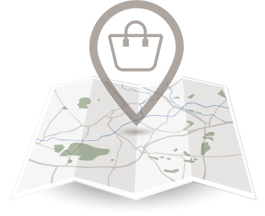 Illustration du store locator